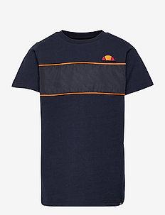EL ZABAGLIONE JNR TEE - short-sleeved - navy