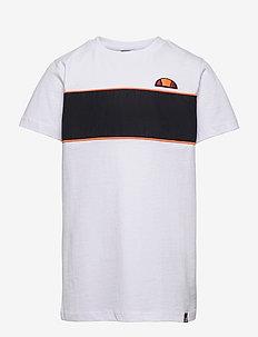 EL ZABAGLIONE JNR TEE - short-sleeved - white