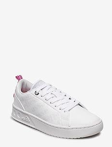 EL MEZZALUNA WHITE - sneakers - white