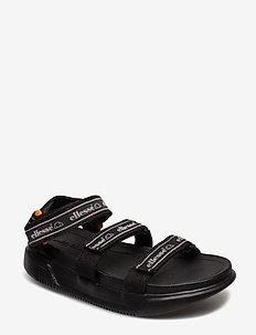 EL DENSO BLACK - flache sandalen - black