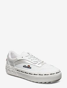 EL ALZINA LTHR AF WHT/WHT/WHT - sneakers - wht/wht/wht