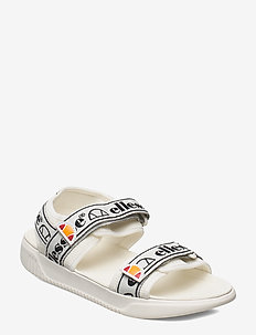 EL DENSO SANDAL WHT - pool sliders - wht
