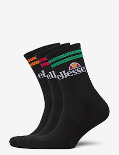 EL PULLO - tavalliset sukat - black
