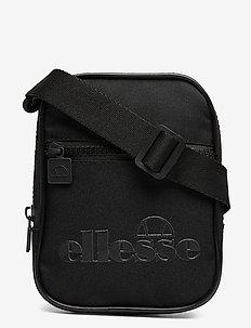 EL TEMPLETON SMALL ITEM BAG - skuldervesker - black mono