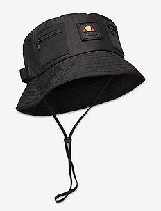EL ZARALA BUCKET HAT - bucket hats - black