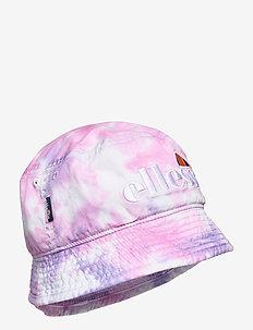 EL HALLAN BUCKET HAT - chapeau de seau - pink tie dye