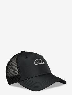 EL DAMI TRUCKER CAP - kepsar - black
