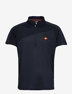 EL SICOLI POLO - koszulki polo - navy