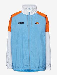 EL DELANNA - light jackets - light blue