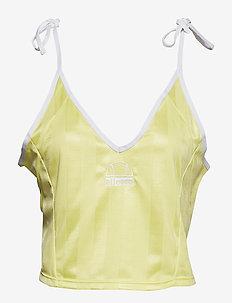 EL PILI - crop-tops - light yellow