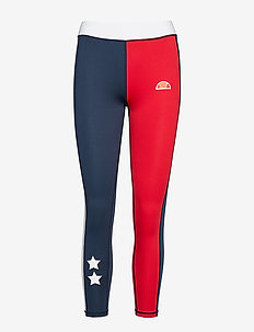 EL AURORA - leggings - navy