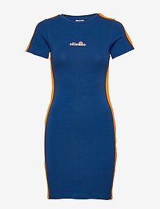 EL RIGI DRESS - midi-kleider - blue