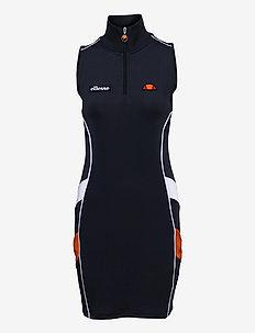 EL TRACK DRESS - stramme kjoler - navy