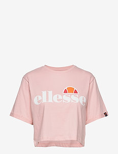 EL ALBERTA - crop-topit - light pink