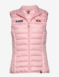 EL BARIA GILET - vadderade västar - light pink