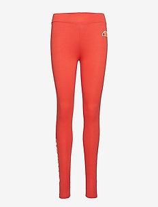 EL SOLOS - leggings - scarlet red