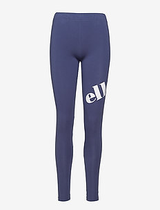 EL SABATINO - tights & shorts - blue indigo