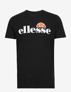 EL PRADO (NEW LOGO) - kortermede t-skjorter - black