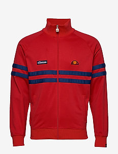 EL RIMINI TRACK TOP - RED