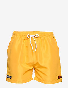 EL DEM SLACKERS SWIM SHORT - yellow