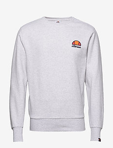 EL DIVERIA SWEATSHIRT - WHITE MARL