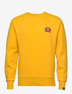 EL DIVERIA SWEATSHIRT - YELLOW