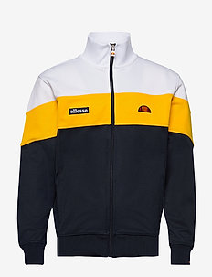 EL CAPRINI TRACK TOP - NAVY