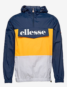 EL DOMANI JACKET - NAVY/YELLOW