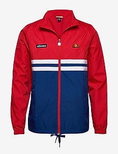 EL AGNELLO JACKET - RED