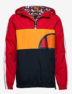 EL AGNOLO JACKET - red