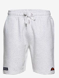 EL CASSANO FLEECE SHORT - WHITE MARL