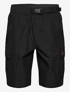 EL TASSO - cargo shorts - black