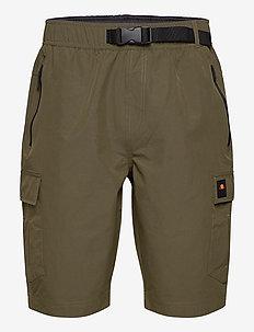 EL TASSO - cargo shorts - khaki