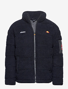 EL HANSON PADDED JACKET - vestes matelassées - black