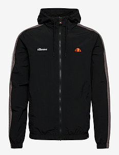 EL FAIRCHILD TRACK TOP - kurtki-wiosenne - black