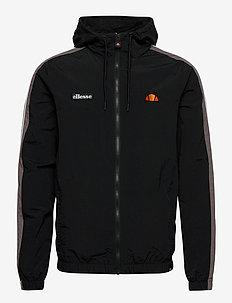 EL FAIRCHILD TRACK TOP - vestes légères - black