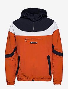 EL ROMELO OH JACKET - anoraks - dark orange