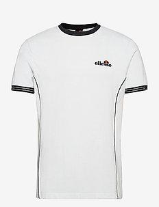 EL TERRACOTTA TEE - urheilutopit - white