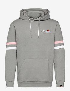 EL TOTO OH HOODY - hoodies - grey