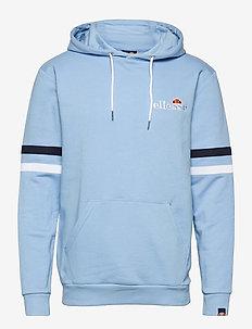 EL TOTO OH HOODY - hoodies - light blue