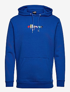 EL BAZ OH HOODY - perus-college-paitoja - blue