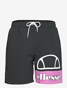 EL FAI SWIM SHORT - shorts - black