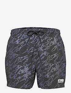 EL KELLA SWIM SHORT - shorts - iridescent