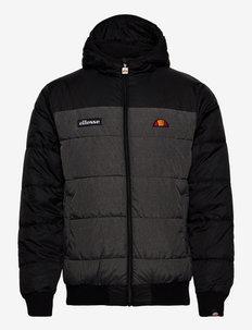 EL BRENTA PADDED JACKET - sports jackets - dark grey marl