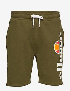 EL BOSSINI FLEECE SHORT - casual shorts - khaki