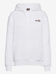 EL ELCE OH HOODY - hoodies - white