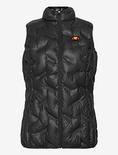 EL SOGRIO GILET - vestes rembourrées - black