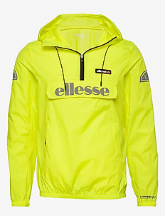 EL BERTO 2 OH JACKET - NEON YELLOW