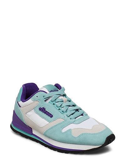 El 147 Sued Af Trqs/Lt Gry/Purp Niedrige Sneaker Blau ELLESSE