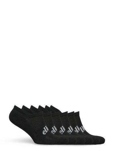 EL TEBAN TRAINER LINER - ankle socks - black